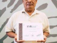 J. Inocente Ríos Ponciano, Mención honorífica, categoría Cartonería