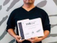 José Luis Garduño Ramírez, Primer lugar, categoría Talla en madera