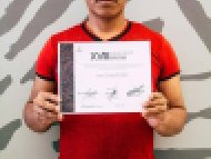 Ismael Tenango Domínguez, Mención honorífica, categoría Talla en madera