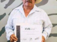 Anselmo Pérez Guerrero, Primer lugar, categoría Cerería tradicional escamada