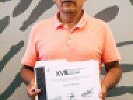 J. Trinidad Zagal Silva, Mención honorífica, categoría Lapidaria