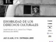 Como parte de las estrategias para impulsar y fortalecer la promoción de espacios culturales de diálogo