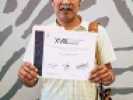 Néstor Hernández Huerta, Primer lugar, categoría Varios