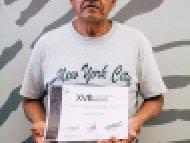 Rodrigo Rojas Conde, Tercer lugar, categoría Varios