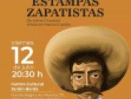 """Anuncian obra de teatro comunitario """"Estampas Zapatistas"""""""