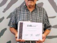Jorge Óscar Martínez Martínez, Premio Especial de Identidad morelense