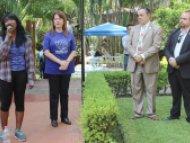 Recibe Morelos a estudiantes extranjeros de la Unión Americana