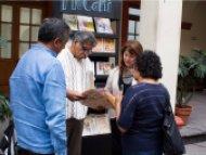 """Inauguran tercera edición de la Feria del Libro """"La Universal"""" en el CMA"""