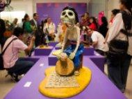 """Inauguran exposición """"La otra vida en Tamoanchán"""" en el MMAPO"""