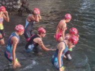 Se realiza con éxito triatlón en Tequesquitengo