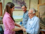 Se presenta con éxito pianista Daniela Liebman en el Centro Cultural Teopanzolco