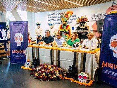 """<a href=""""/node/45"""">Presenta la Secretaría de Turismo y Cultura de Morelos la festividad Miquixtli 2018 en Punto...</a>"""