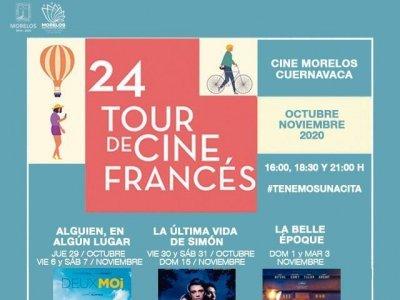 """<a href=""""/noticias/sera-cine-morelos-sede-del-tour-de-cine-frances"""">SERÁ CINE MORELOS SEDE DEL TOUR DE CINE FRANCÉS</a>"""