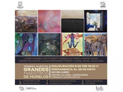 """<a href=""""/noticias/expone-jardin-borda-reconocimiento-ocho-grandes-artistas"""">Expone Jardín Borda reconocimiento a ocho grandes artistas</a>"""