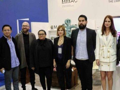 """<a href=""""/noticias/presente-museo-morelense-de-arte-contemporaneo-en-feria-internacional-zonamaco"""">Presente Museo Morelense de Arte Contemporáneo en Feria Internacional Zonamaco</a>"""
