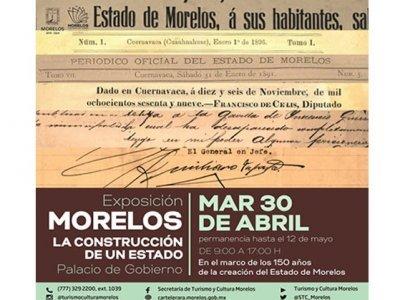 """<a href=""""/noticias/anuncian-exposicion-morelos-la-construccion-de-un-estado"""">Anuncian exposición """"Morelos, la construcción de un Estado""""</a>"""