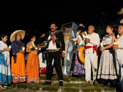 """<a href=""""/noticias/presentan-en-el-jardin-borda-la-obra-de-teatro-estampas-zapatistas"""">Presentan en el Jardín Borda la obra de teatro """"Estampas Zapatistas""""</a>"""