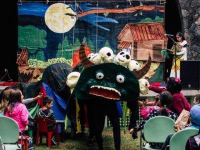 """<a href=""""/noticias/fomentan-cuidado-del-medio-ambiente-con-teatro-infantil"""">Fomentan cuidado del medio ambiente con Teatro Infantil</a>"""