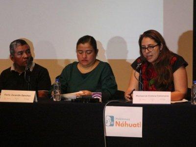 "<a href=""/noticias/promueven-rescate-cultural-de-lengua-materna-en-morelos"">Promueven rescate cultural de lengua materna en Morelos</a>"