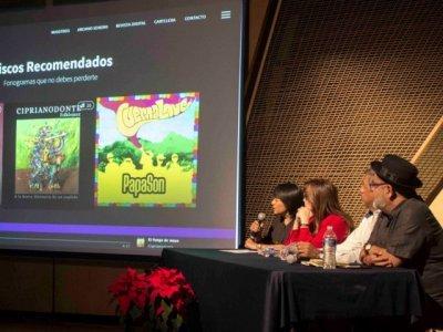 """<a href=""""/noticias/presenta-styc-plataforma-musical-para-conocer-morelos-traves-de-sus-sonidos"""">Presenta STyC plataforma musical para conocer Morelos a través de sus sonidos</a>"""