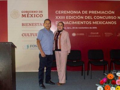"<a href=""/noticias/logra-morelense-premio-en-concurso-nacional-de-nacimientos-mexicanos"">Logra morelense premio en Concurso Nacional de Nacimientos Mexicanos</a>"