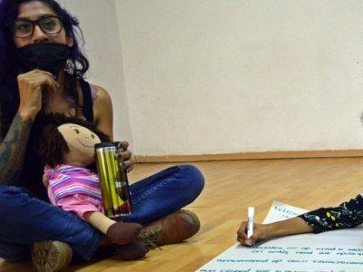 """<a href=""""/noticias/realizan-en-morelos-laboratorio-feminista-mujer-tenia-que-ser"""">Realizan en Morelos Laboratorio feminista ¡Mujer tenía que ser!</a>"""