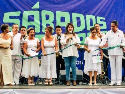 """<a href=""""/noticias/inician-con-exito-los-sabados-culturales-en-plaza-de-armas"""">Inician con éxito los Sábados Culturales en Plaza de Armas</a>"""