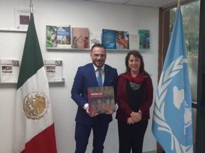 "<a href=""/noticias/se-reune-gonzalez-saravia-con-representantes-de-la-unesco"">Se reúne González Saravia con representantes de la UNESCO</a>"