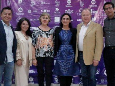 """<a href=""""/noticias/se-inaugura-con-exito-extension-del-v-taxco-film-fest-en-el-cine-morelos"""">Se inaugura con éxito extensión del V Taxco Film Fest en el Cine Morelos</a>"""