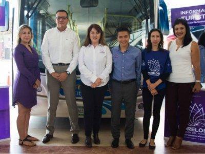 """<a href=""""/noticias/se-promovera-turismo-y-cultura-de-morelos-en-mas-de-mil-pantallas-de-autobus"""">Se promoverá Turismo y Cultura de Morelos en más de mil pantallas de autobús</a>"""