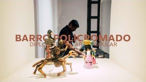 Embedded thumbnail for Demetrio García - Diplomado de Arte Popular / Entrevista