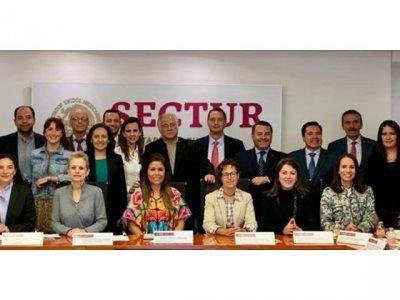 Asiste Morelos a Reunión Nacional de Secretarios de Turismo